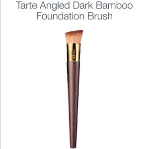 🎁 TARTE Angled Dark Bamboo Foundation Brush 🎁